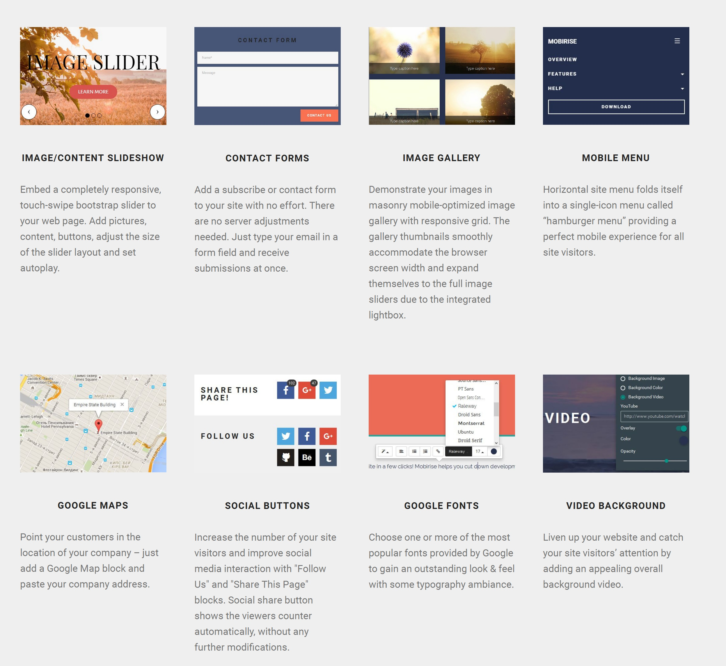 Free and Simple Website Builder Software